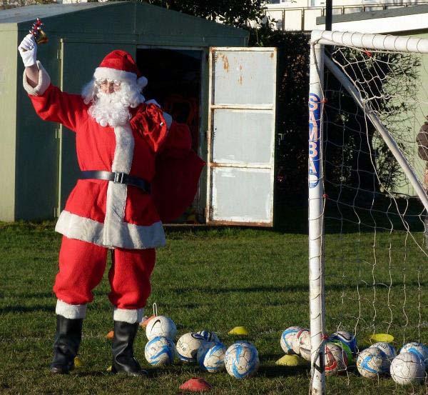 Santa Picture 2
