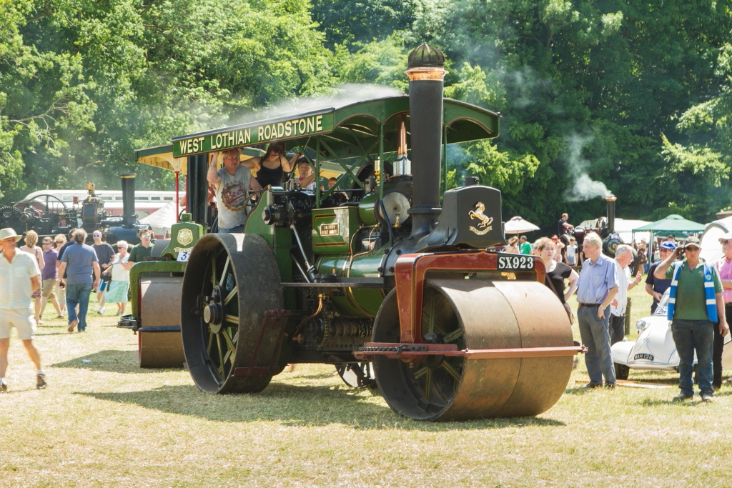 Chiltern Steam Rally 7th 8th of July