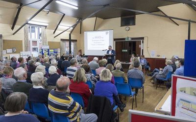 Invitation to all PVA subscribers – Thursday evening 3 May