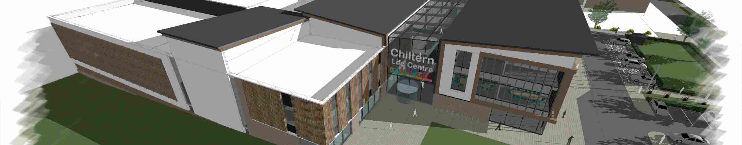 Amersham Pool to be replaced