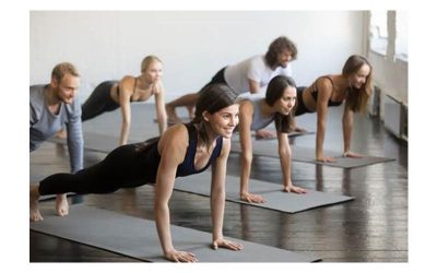 Pilates at Sprinters