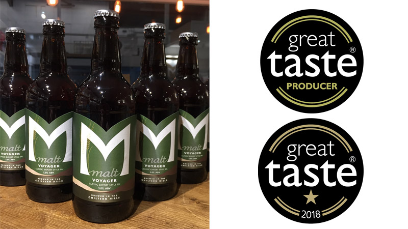 Congratulations to Prestwood's first 'Great Taste Producer'!