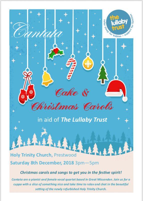 Afternoon Christmas Carols on December 8 2018