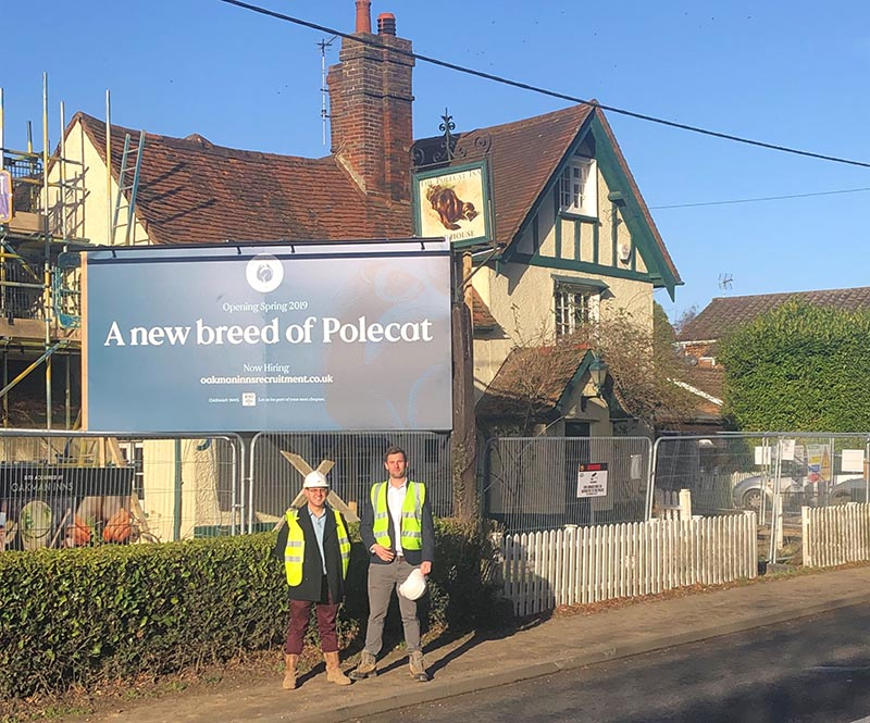 News from the Polecat